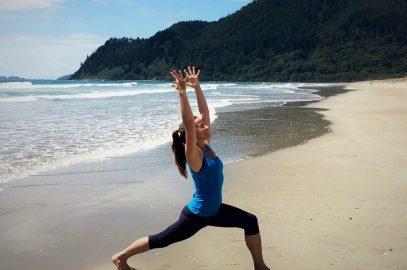 Yoga with Ella at Grand Mercure Puka Park